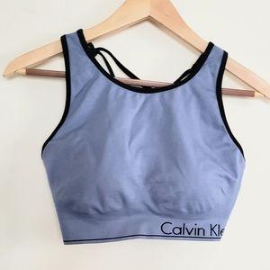 Calvin Klein Performance Sports Bra Strappy Back